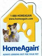 HomeAgain Pet ID & Recovery Service - Pet Microchip for Dogs and Cats